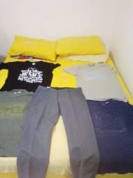 4 Camisas 1 Calsa