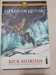 Título do anúncio: Livro O Filho De Netuno ( Os Herois Do Olimpo - Volume 2 )