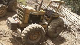 Trator com guincho tmo 33 toneladas