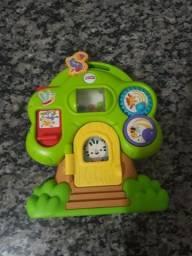 Título do anúncio: Brinquedo para bebê . Arvore- Fisher Price