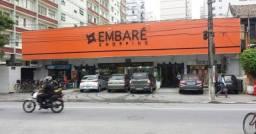 Título do anúncio: Embaré shopping center - loja 45 - aluguel em Santos