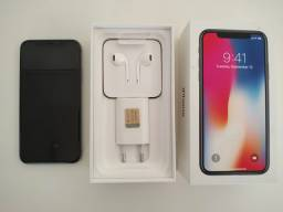iPhone X 64GB Cinza Espacial