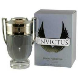 Perfume Paco Rabanne Invictus 100ml Eau de Toilette Original - R$ 329,00