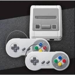 Game Retrô 2 Controles Com 600 Jogos