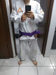 Kimono jiu-jitsu A-2 130,00 reais Gracie Gym