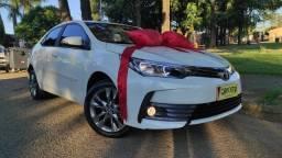 Corolla xei 2019 espetacular 30km sem detalhes