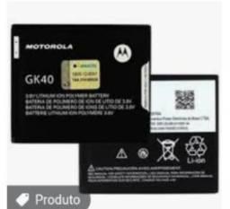 Bateria GK40 Moto G4 play G5