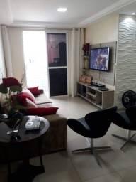 Vendo apartamento 3 quartos R$280mil