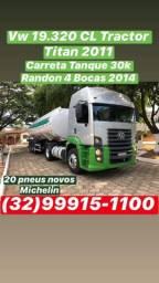 Carreta Randon Tanque 30k