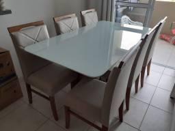 Título do anúncio: Mesa Uniclass mesa de 6 lugares
