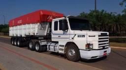 Scania 113 no Caçamba