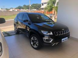 Jeep compass diesel 4x4 2018 limited automatico