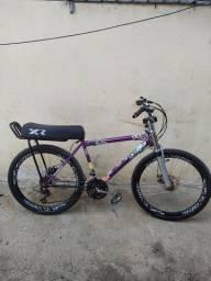Título do anúncio: Bike montadinha  zera dms