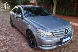 Mercedes-Benz C180 CGI - 2012