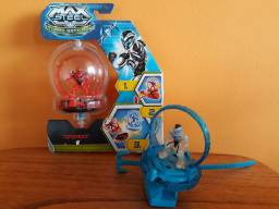 Turbo Battlers - Max Steel