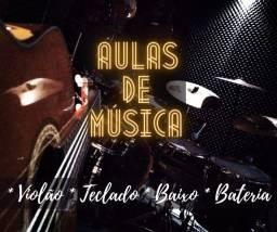 Título do anúncio: Aulas de Música em Joinville