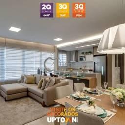 Título do anúncio: Apartamento jardim Europa 2 quartos