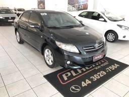 Título do anúncio: Toyota Corolla XEI 1.8 Automático 2009