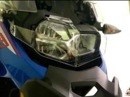 Título do anúncio: Protetor de Farol Para BMW F750, F850, F850 Adv