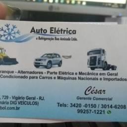 Título do anúncio: Técnico de refrigeração automotivo.
