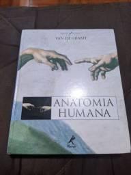 Livro Anatomia Humana(Van de Graaff)