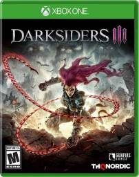 Darksiders 3 (mídia Física Leg Pt-br) - Xbox One (lacrado)