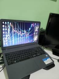 Notebook e30 com SSD