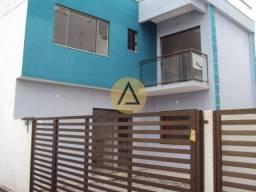 Atlântica imóveis tem casa tríplex para venda no bairro Cidade Praiana!