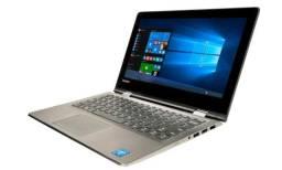 Título do anúncio: Lenovo Ideapad 2 Em 1-11 81cx - Touch - Celeron N3350 - 2gb