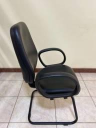 Título do anúncio: Cadeira Escritório Executiva Fixa