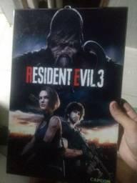 Quadro Resident Evil 3 Remake
