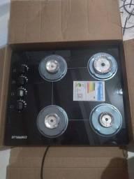 Vendo cooktop por R$,400  na caixa  aceito ofertas tá novo