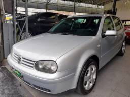 Título do anúncio: Volkswagen golf 2005 1.8 mi sport 20v 150cv turbo gasolina 4p automÁtico