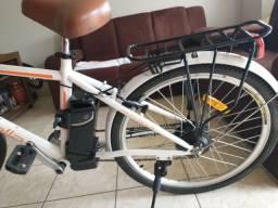 Título do anúncio: Bicicleta Elétrica Pedalla Gioia  Semi Nova