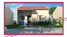 Título do anúncio: (IB) Casa aconchegante, 2 quartos, garagem, Luiz Gonzaga, Neusa Garcia