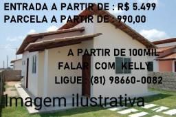 ** Vende-se Casa Parcelada em Porto de Galinhas