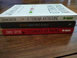 3 Livros John Green