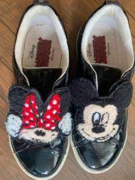 Tênis Zara Disney Infantil