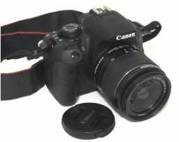 Câmera Canon Rebel T5i (700D) [pagamento seguro e parcelado]