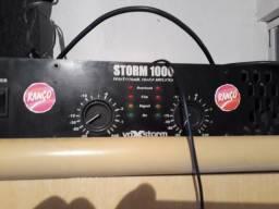 Vendo amplificador da storn 100 quero 500 $$