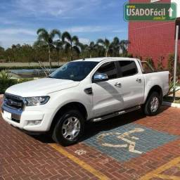 Ford Ranger XLT - FLEX - 2016/2017 (Modelo Novo) - 2017