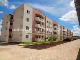 Aluga-se Res. Alameda Planalto, Apto 2/4, Incluso Condomínio e IPTU, Mossoró-RN