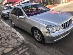 Mercedes c-200 2002 Muito nova - 2002