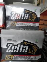 Zetta de 60ah R$ 280,00