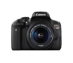 Vendo Câmera cânon t6i