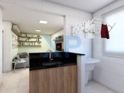 Apartamento à venda com 2 dormitórios em Davanuze, Divinópolis cod:AP00438