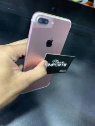 IPhone 7 Plus rose 128gb loja física somente venda