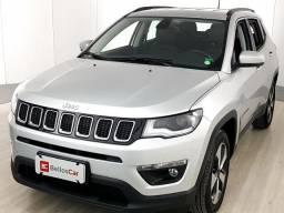 Jeep COMPASS LONGITUDE 2.0 4x2 Flex 16V Aut. - Prata - 2018 - 2018