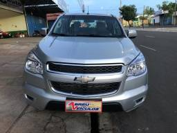 Chevrolet s10 2013/2014 2.8 lt 4x4 cd 16v turbo diesel 4p automático - 2014