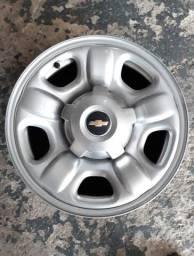 Roda Aro 16 de Ferro Original S10 Nova